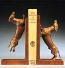 squirrel season bookends